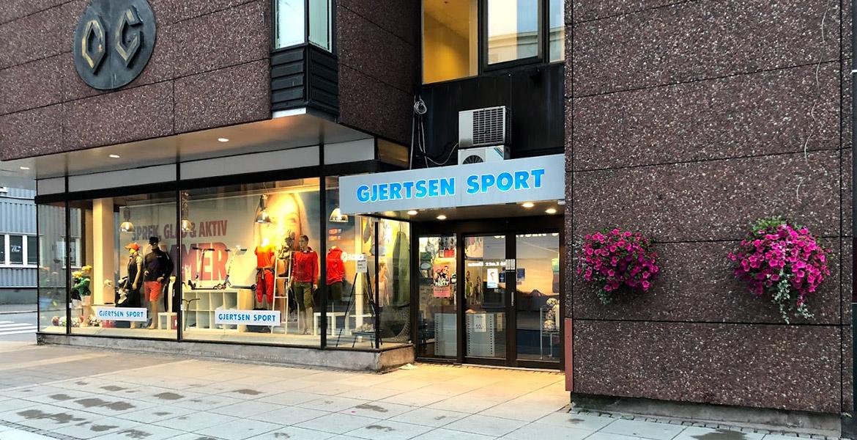 Om Gjertsen Sport